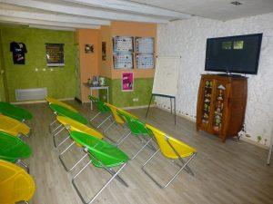 Auto-école Besançon-Marulaz (Salle de code)