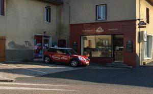 Vue extérieure de l'auto-école à Mamirolle (Label Conduite / Personeni Clerc / Perso)