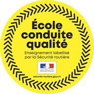 Label qualité des formations au sein de l'auto-école Personeni Clerc
