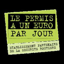 Financements permis à un euro par jour à l'auto-école Personeni Clerc